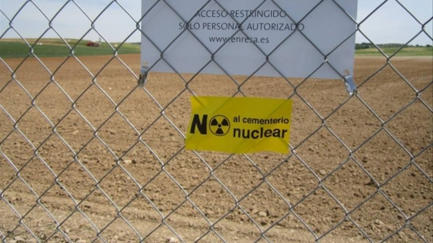 Terrenos para la construcción del ATC en Villar de Cañas