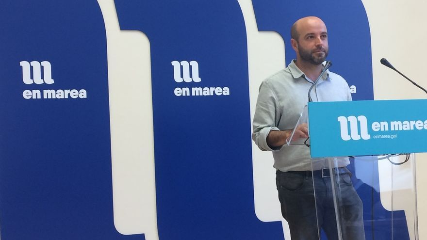 """En Marea denuncia la """"intervención ilícita"""" de instituciones catalanas y avanza que seguirá la consulta 'in situ'"""
