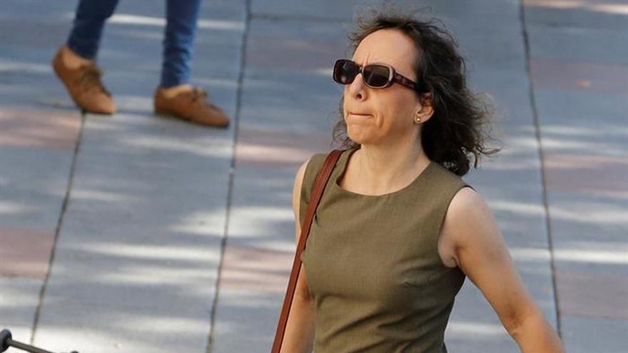 La Fiscalía se opone a vistilla sobre la libertad de Noelia de Mingo