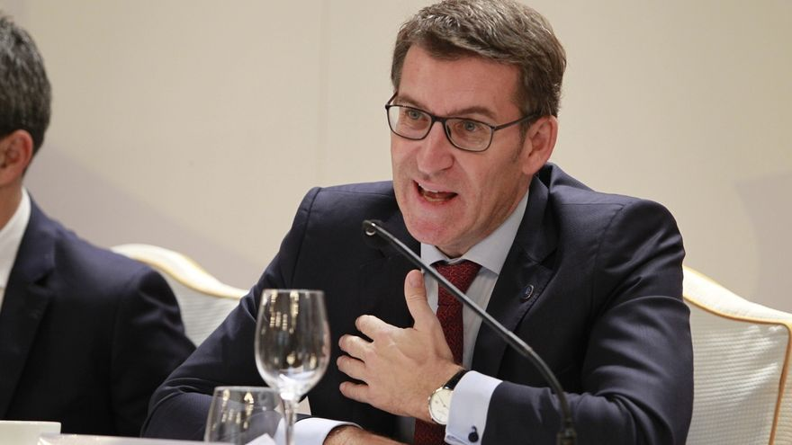Feijóo dice que cuando se pierde la autonomía financiera, como Cataluña, se deja de ser una Comunidad Autónoma