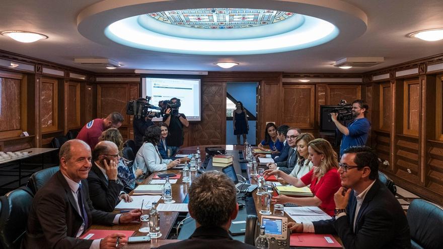 Consejo del Gobierno que tuvo lugar este lunes
