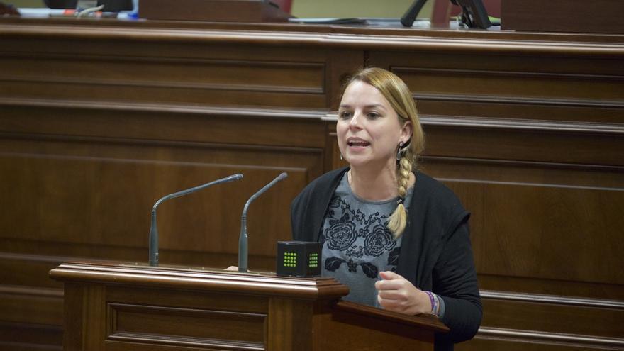 Podemos presentará una moción de censura contra Clavijo si resulta investigado por el 'caso Grúas'