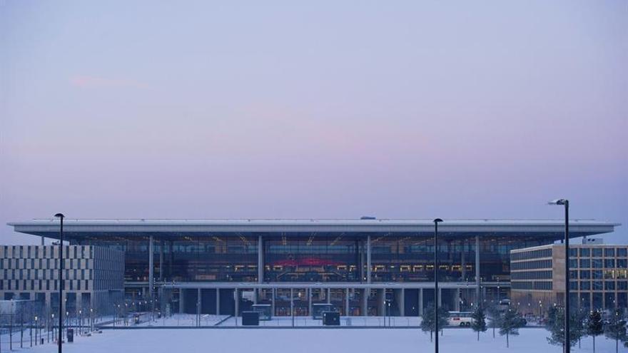 El nuevo aeropuerto de Berlín prevé abrir en 2020, con nueve años de retraso