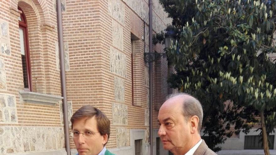 El edil del PP de Madrid Martínez Vidal se pasa a Vox al no estar de acuerdo con el puesto de la lista que le dan