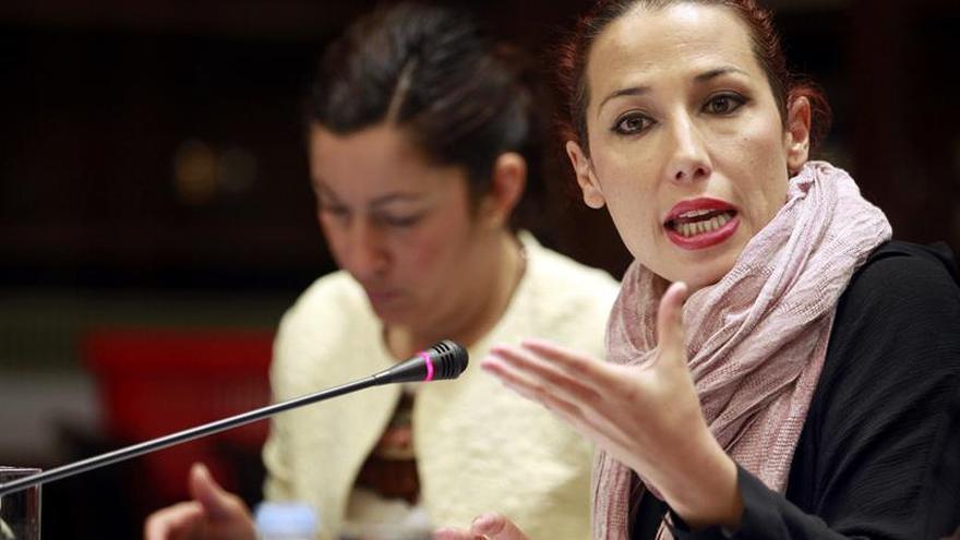 La vicepresidenta del Gobierno regional, Patricia Hernández. EFE/Cristóbal García