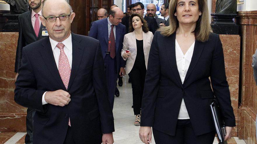 """Fátima Báñez dice que los efectos de la reforma laboral son """"esperanzadores"""""""