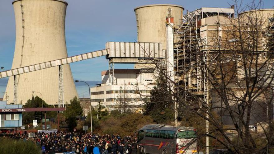 La retirada de Endesa del carbón dejará sólo tres térmicas en la Península