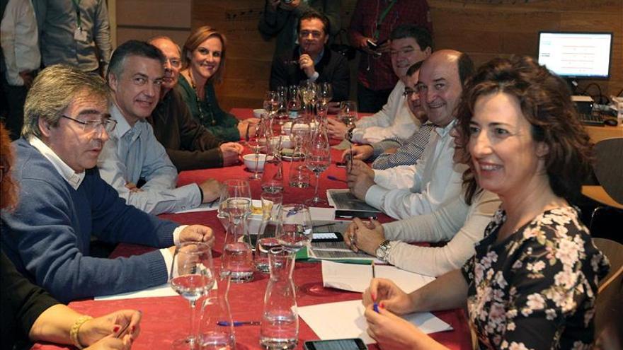 El PNV vence en todas las principales instituciones vascas salvo en Vitoria