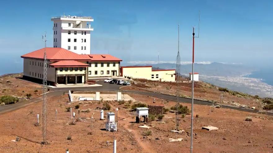 El Astrofísico no tiene licencia municipal para las catas que ejecuta en el preparque del Teide, junto a Izaña