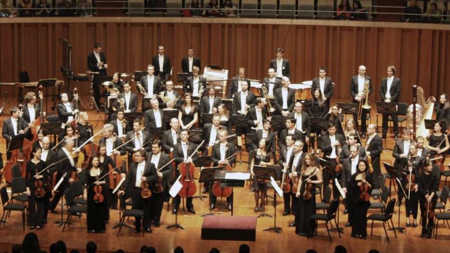 Los chinos descubren la zarzuela con Mehta y la orquesta de Valencia