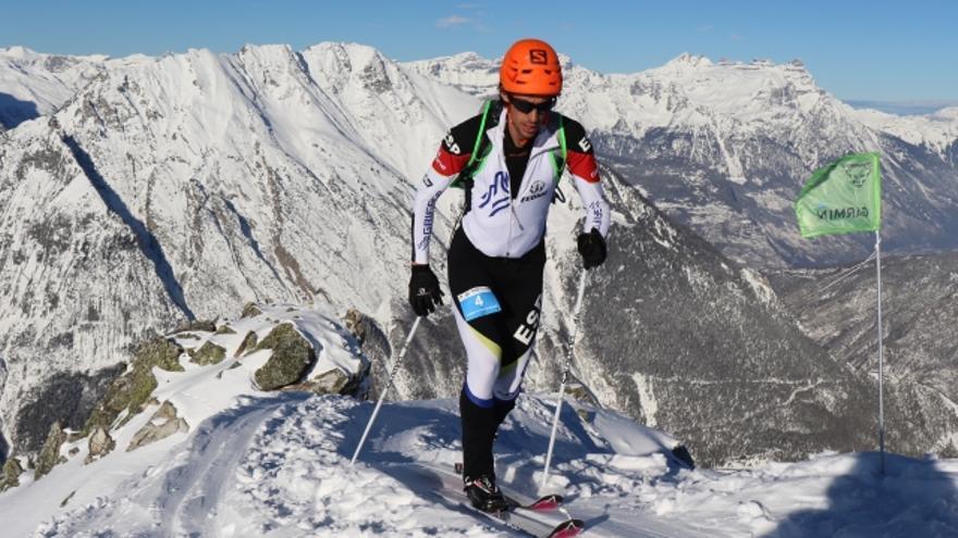 Campeonatos del Mundo de Esquí de Montaña.