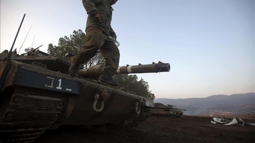"""Israel realiza con éxito las últimas pruebas de su sistema antimisiles """"Varita Mágica"""""""
