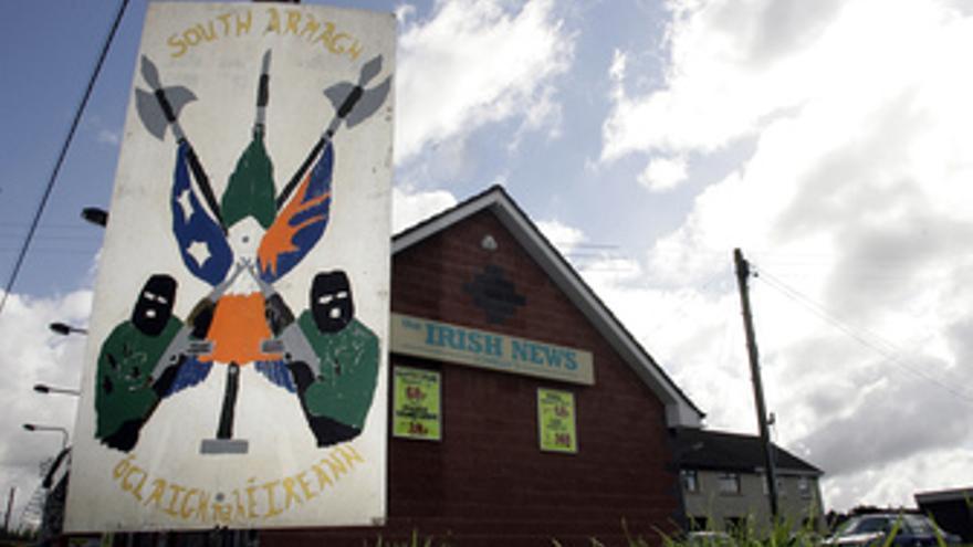 Grupo norirlandés Oglaigh na hEireann en el Ulster