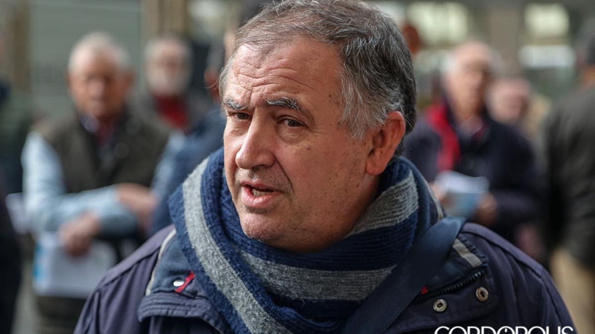Antonio Toledano en una imagen de archivo.