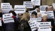 SOS Racismo denuncia el ataque de un grupo de ultraderecha a su sede en Madrid