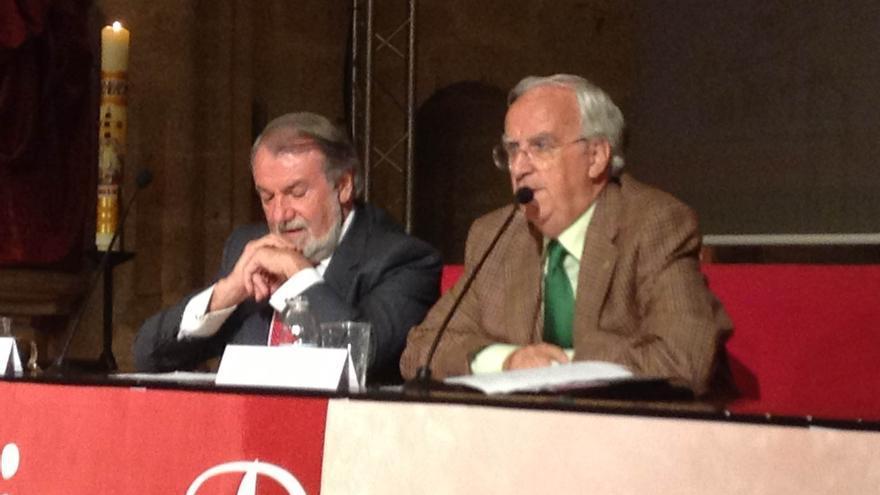 Mayor Oreja espera reunir un millón de firmas en un manifiesto en defensa del derecho a la vida