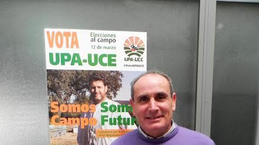 Antonio Prieto UPA UCE Extremadura