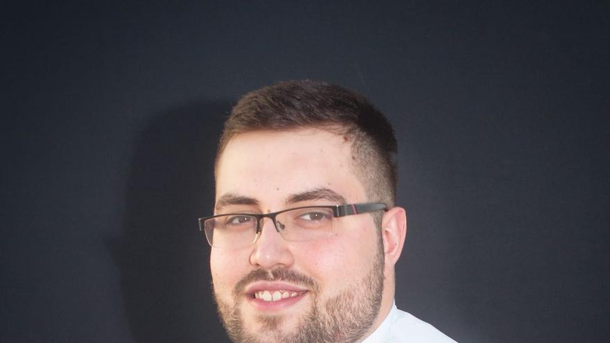Javier Olmedo Morales es finalista el X Concurso Nacional de Cocina de Las Pedroñeras