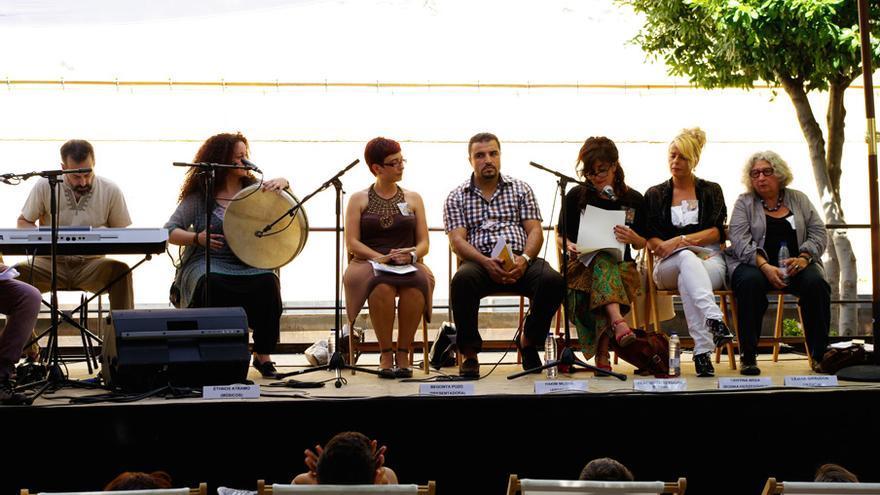 El Festival Voix Vives, en su primera edición de 2013