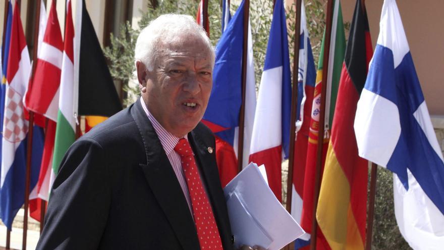 Margallo dice que una secesión llevará la irrelevancia de quien se separe