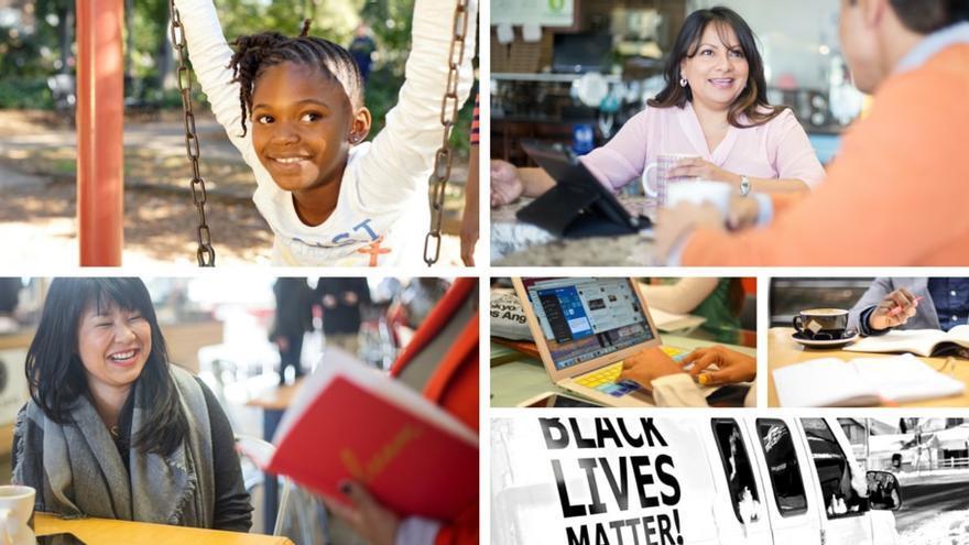 GetColor quiere que las imágenes cuenten historias reales de negros, latinos o asiáticos