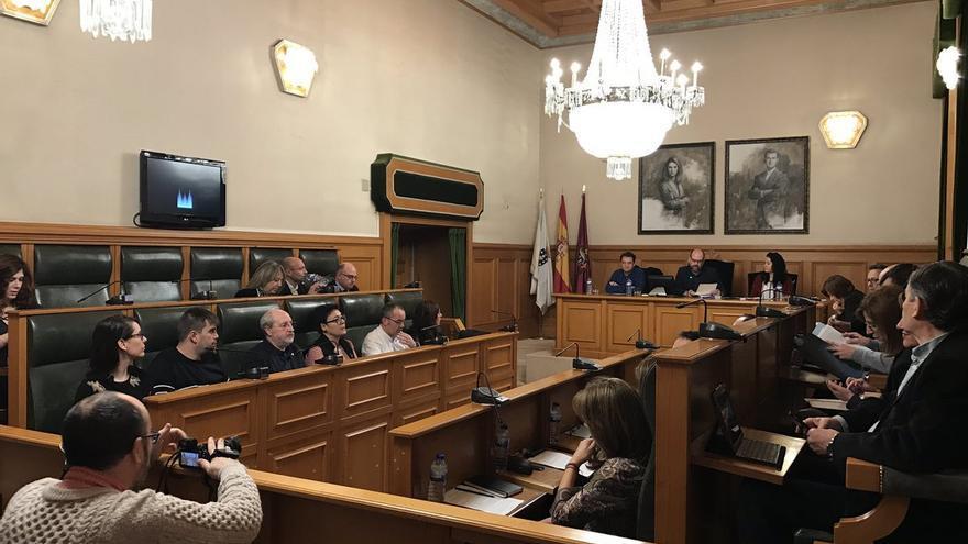Pleno de presupuestos en Compostela