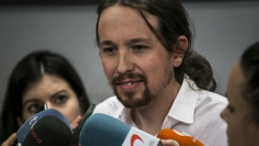Iglesias insiste en que el Gobierno tiene que pedir perdón por el Yak-42