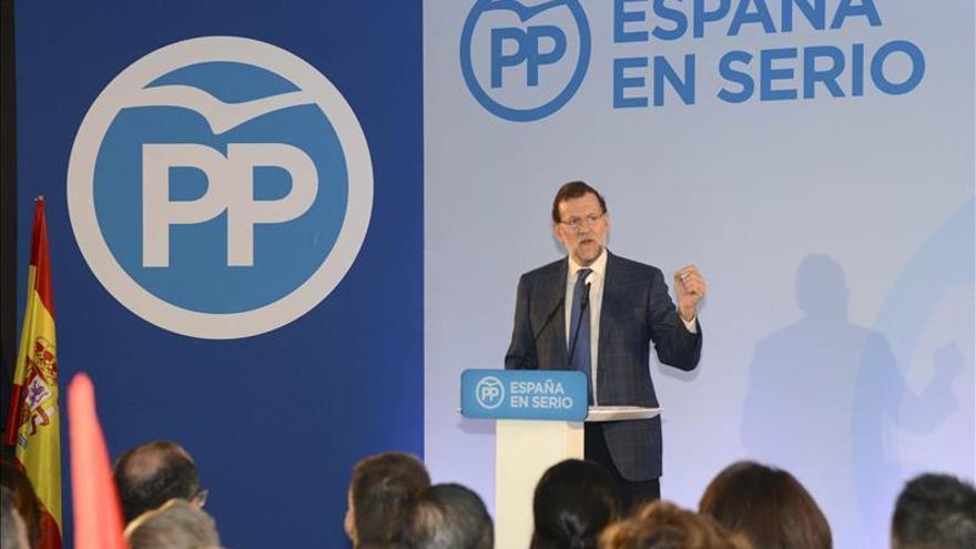 Rajoy: Al Gobierno se llega aprendido, bregado y habiendo visto muchas cosas