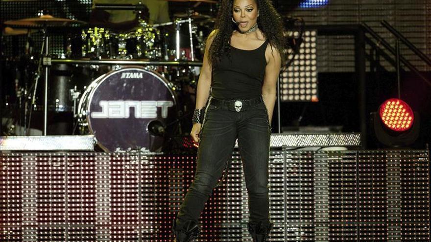 Janet Jackson anuncia que publicará un disco y hará una gira en 2015