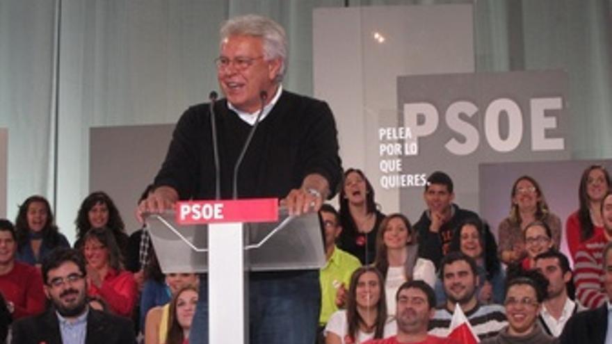 Felipe González En Cáceres