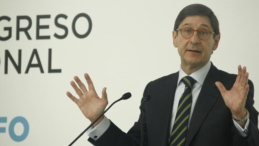 Economía-Goirigolzarri se muestra prudente ante el nuevo mapa político, ya que las reformas las hace el Gobierno central