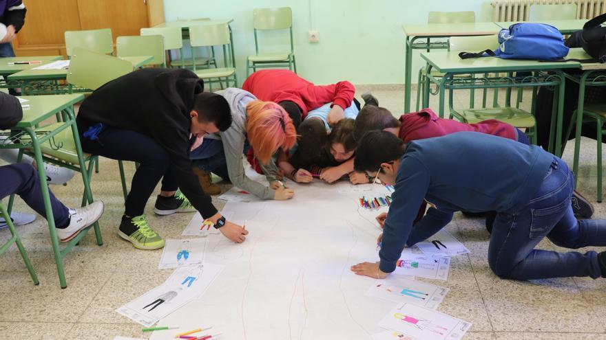 La Asociación Betania vuelve a desarrollar el 'Aula Movisífate' entre el alumnado de Secundaria