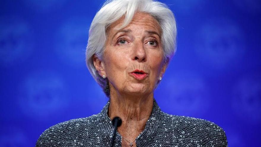 Lagarde pide más plazo para declarar sobre Bankia al mojarse el cuestionario