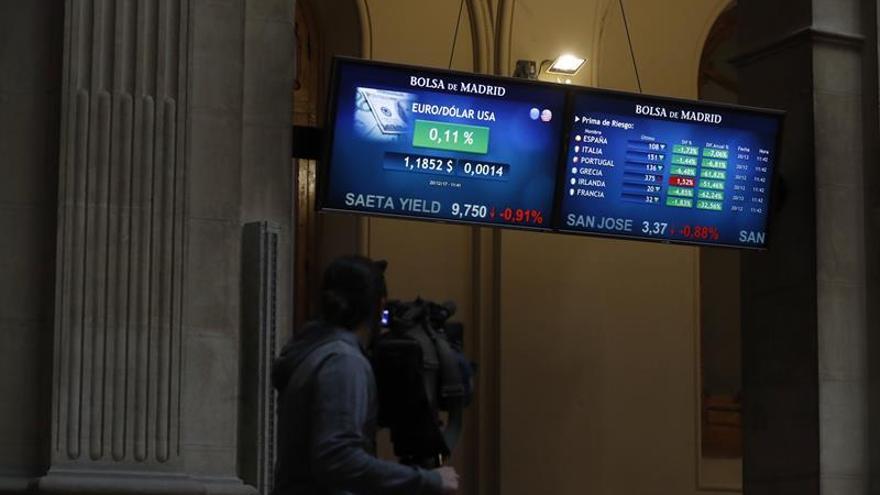 La prima de riesgo sube a 109 puntos tras las elecciones en Cataluña