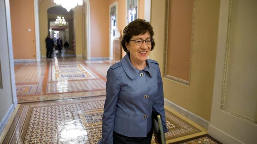 Oposición de tres senadores hace imposible aprobar reforma sanitaria de Trump