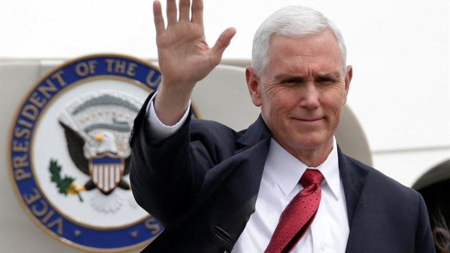 Más de 100 agentes cuidarán al vicepresidente de EE.UU. en la colombiana Cartagena