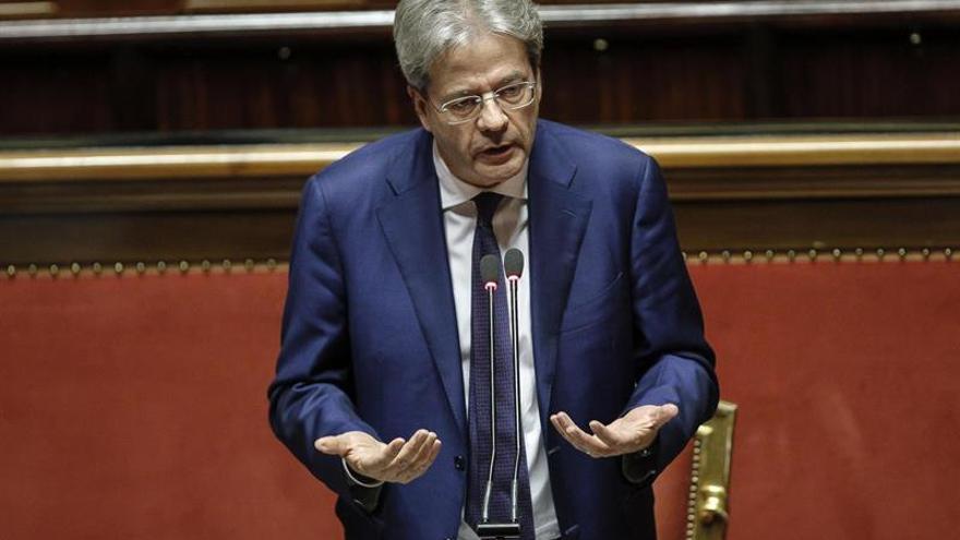 Italia sube al 1,1 por ciento su previsión de crecimiento y aprueba las medidas de ajuste