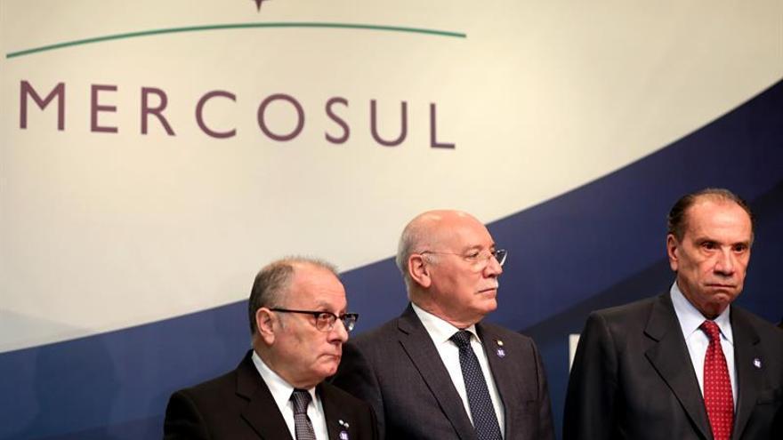 El Mercosur rechaza el uso de la fuerza para restituir el orden democrático en Venezuela