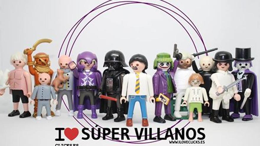 I love Supervillanos