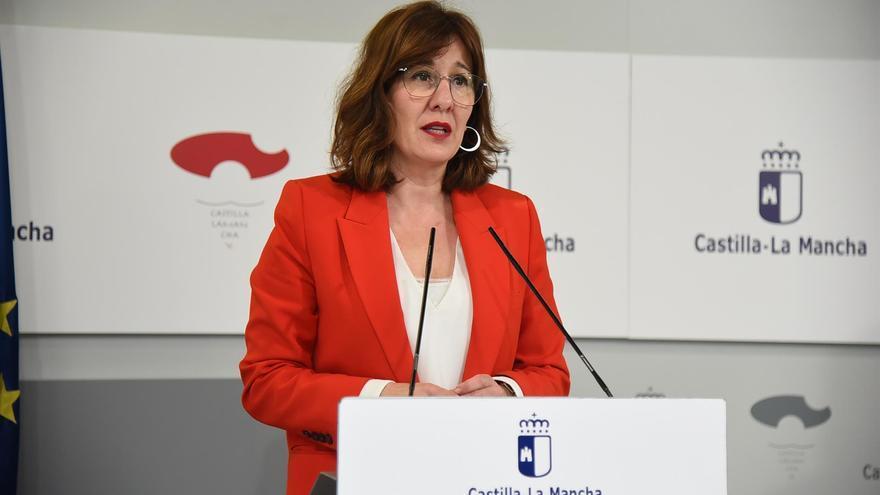 Blanca Fernández FOTO: JCCM