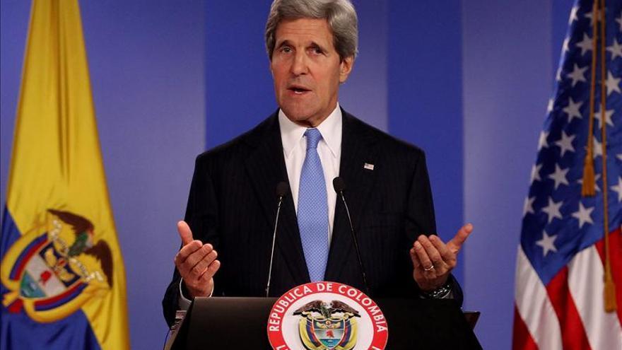 Kerry insta en español a profundizar los lazos entre los países de las Américas