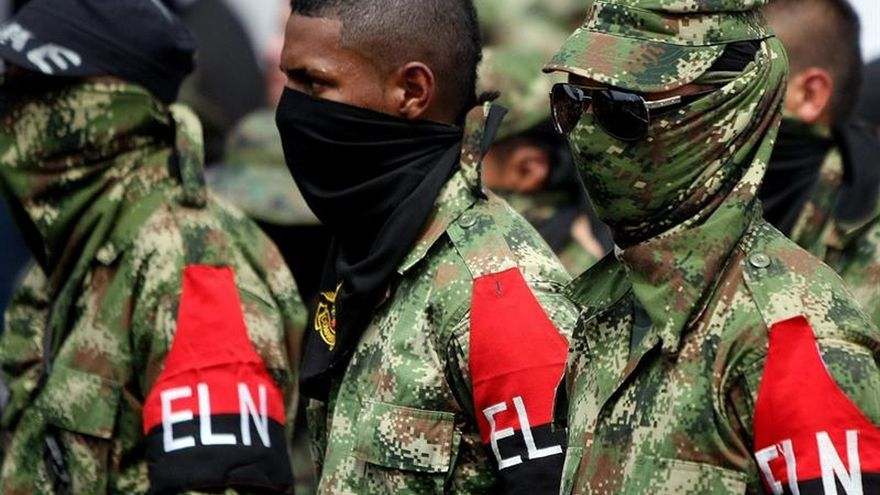 Capturan a un jefe de finanzas de una célula del ELN en el oeste colombiano