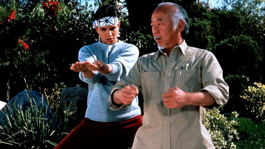 YouTube prepara secuela del Karate Kid original en forma de serie