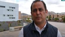 El presidente del Cabildo de Fuerteventura, Blas Acosta (PSOE).