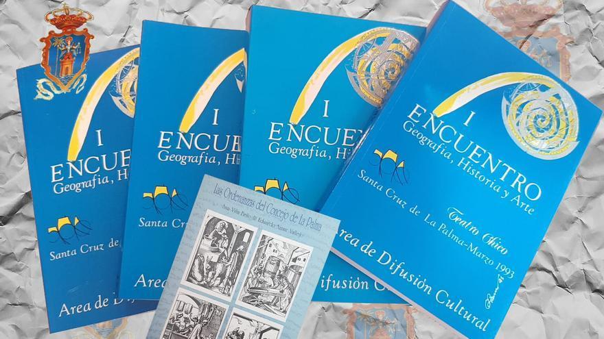 La capital promueve la difusión de las publicaciones municipales  y 'merchandising'