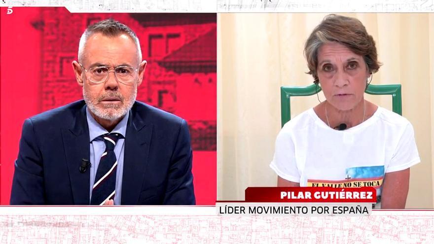 Hechos reales en Telecinco, con Jordi González y Pilar Gutiérrez
