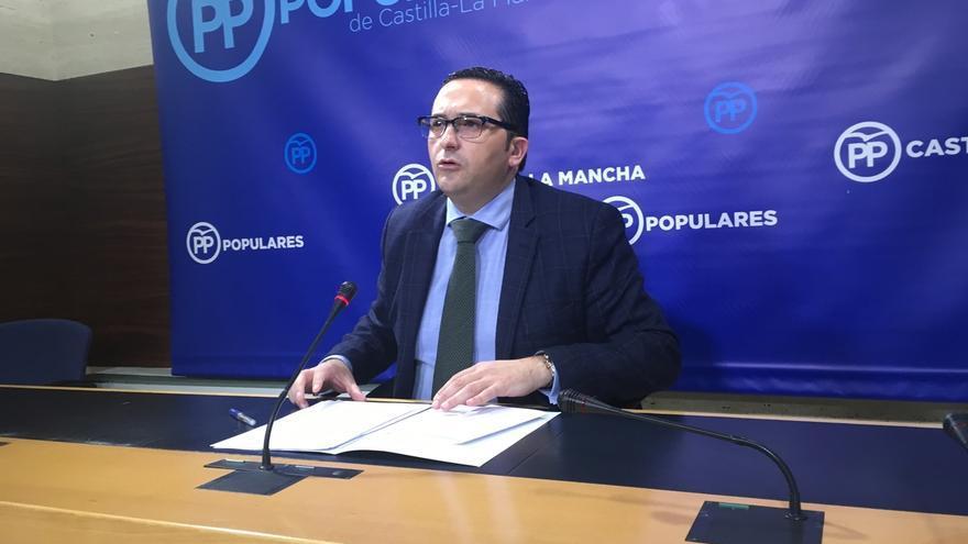 """PP critica las """"imbecilidades"""" de Hernando sobre la UCLM e insiste en pedir el cese de Felpeto, """"muerto políticamente"""""""