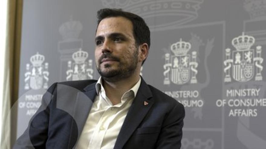 VIDEO |  Interview with Alberto Garzón