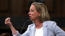 Ana Oramas, diputada de CC en el Congreso.