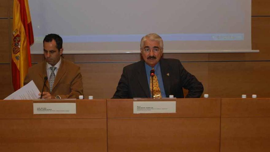 José Miguel Suárez Gil, en una fotografía de archivo.